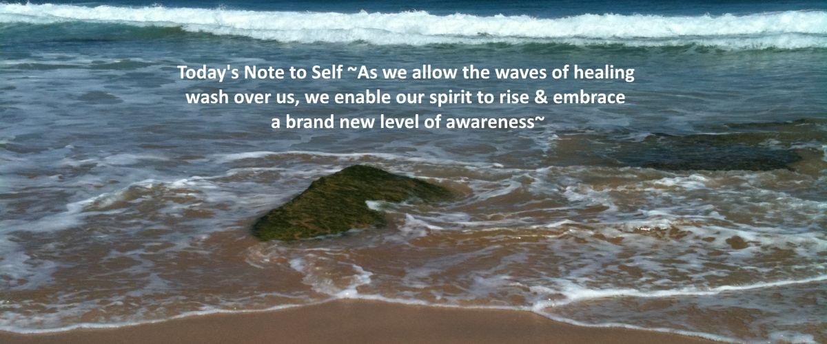 Healing waves 2