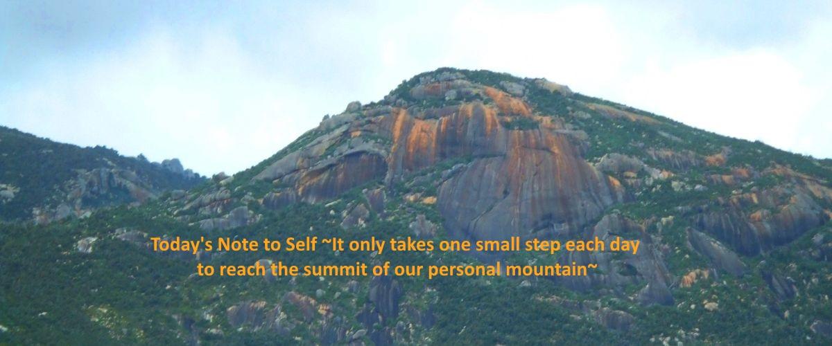 Mountain to climb 2